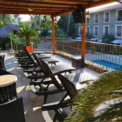 Отель Binniguenda Huatulco - Все включено бассейн фото 2