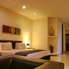 Отель East Suites Представительский люкс с различными типами кроватей фото 3