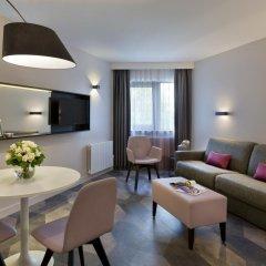 Отель Citadines Trocadéro Paris 3* Студия Делюкс с различными типами кроватей фото 5