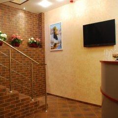 Гостиница Браво Люкс интерьер отеля фото 2