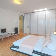 Отель Lodge-Leipzig 4* Апартаменты с различными типами кроватей фото 23