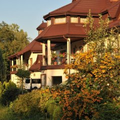 Гостиница Troyanda Karpat вид на фасад фото 4