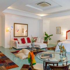 Hotel Poseidon 4* Люкс с различными типами кроватей фото 17