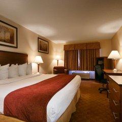 Отель Best Western Lakewood Inn 2* Стандартный номер с различными типами кроватей