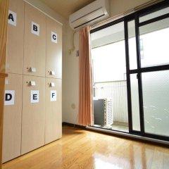Отель Guest House Hokorobi 2* Кровать в общем номере фото 4