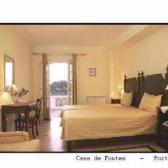 Отель Casa De Fontes комната для гостей фото 3
