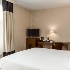 Отель NH Brussels Stéphanie 4* Стандартный номер с различными типами кроватей фото 4