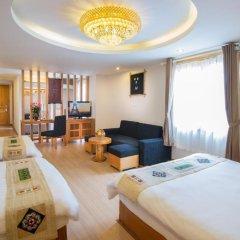 Sunny Mountain Hotel 4* Стандартный номер с различными типами кроватей фото 5