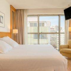 Отель Hesperia A Coruña Centro 4* Стандартный номер с различными типами кроватей фото 4