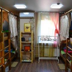 Хостел Рус - Иркутск Кровать в женском общем номере с двухъярусной кроватью фото 5