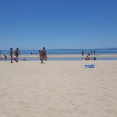 Hotel Baia De Monte Gordo пляж фото 2