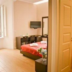 Отель The Wesley Rome 3* Стандартный номер с различными типами кроватей фото 2