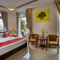 Отель Han Huyen Homestay 2* Номер Делюкс фото 6