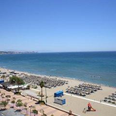 Hotel Angela пляж