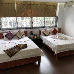 Hanoi Light Hostel Стандартный номер с различными типами кроватей фото 6