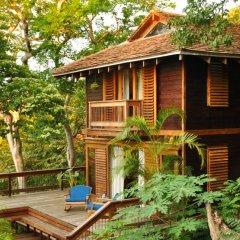 Отель Aqua Wellness Resort 4* Коттедж с различными типами кроватей фото 9