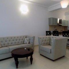 Отель 2bhk In The Heart Of Candolim:cm060 комната для гостей фото 3