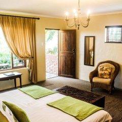 Отель Gerald's Gift Guest House 4* Номер Делюкс с различными типами кроватей фото 3