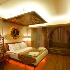 Отель Sultania 5* Стандартный номер с двуспальной кроватью фото 3