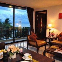 Royal Thai Pavilion Hotel 4* Семейный люкс с 2 отдельными кроватями фото 9