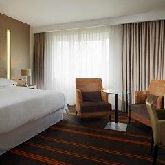 Гостиница Шератон Палас Москва 5* Стандартный номер с различными типами кроватей фото 5