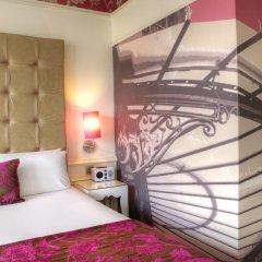 Hotel Indigo Glasgow 4* Стандартный номер с разными типами кроватей фото 9