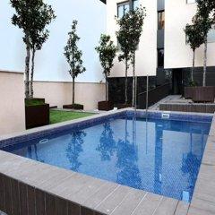 Отель Hva Augusta Garden Apartments Испания, Барселона - отзывы, цены и фото номеров - забронировать отель Hva Augusta Garden Apartments онлайн бассейн