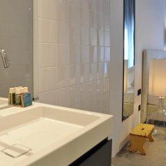 Отель Grätzlhotel Meidlingermarkt Австрия, Вена - отзывы, цены и фото номеров - забронировать отель Grätzlhotel Meidlingermarkt онлайн ванная фото 2