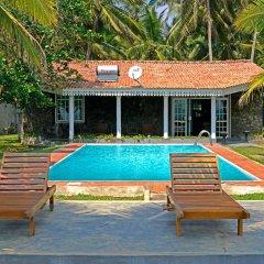 Отель Villa Wadduwa бассейн фото 2
