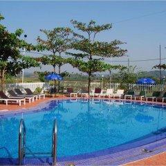 Отель Palmarinha Resort & Suites Гоа бассейн