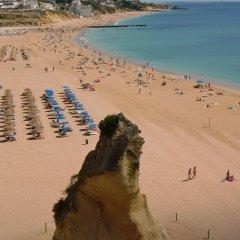Отель Estrela Do Mar пляж