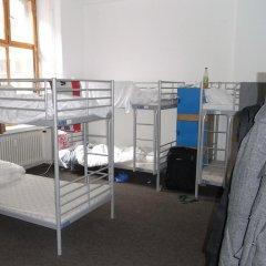 Rixpack Hostel Neukölln Кровать в общем номере с двухъярусной кроватью фото 5