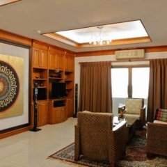 Inn House Hotel 3* Люкс с различными типами кроватей фото 2