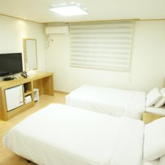 Отель Blessing in Seoul 2* Стандартный номер с 2 отдельными кроватями фото 4