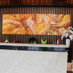 Muong Thanh Holiday Dien Bien Phu Hotel интерьер отеля фото 2
