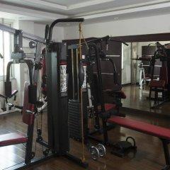 Отель Chik-Chik Lubango фитнесс-зал фото 2