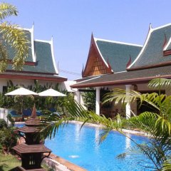 Отель Villa Angelica Phuket - Baan Malinee бассейн фото 3