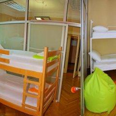 Hostel Beogradjanka Кровать в общем номере с двухъярусной кроватью фото 11