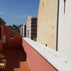 Отель Suite dell'Abbadia Италия, Палермо - отзывы, цены и фото номеров - забронировать отель Suite dell'Abbadia онлайн балкон