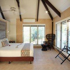 Отель Musket Cove Island Resort & Marina 4* Бунгало с различными типами кроватей фото 8