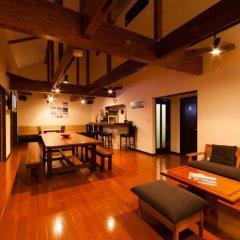 Отель Bears Den Mountain Lodge Хакуба комната для гостей фото 2