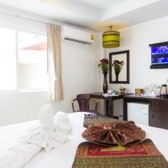 Отель Silver Resortel Стандартный номер с двуспальной кроватью фото 9