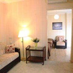 Отель Илиани 4* Люкс с разными типами кроватей фото 12
