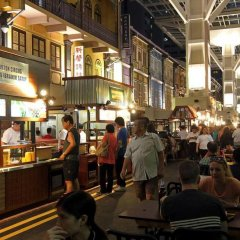Royal Hostel Сингапур питание фото 3