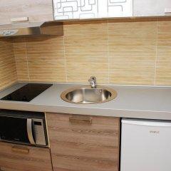 Апартаменты Azzuro Lux Apartments Апартаменты с различными типами кроватей фото 19