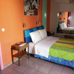 Hotel Frida 2* Номер категории Эконом с различными типами кроватей фото 9