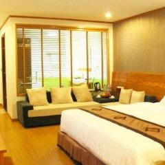 A25 Hotel Phan Chu Trinh 3* Номер Делюкс с различными типами кроватей фото 12