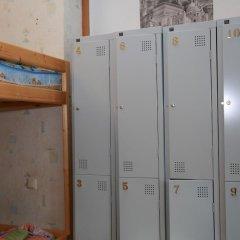 Гостиница Happy House Кровать в мужском общем номере с двухъярусной кроватью фото 5