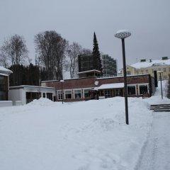 Отель Marina Village 6 E Финляндия, Лаппеэнранта - отзывы, цены и фото номеров - забронировать отель Marina Village 6 E онлайн приотельная территория фото 2