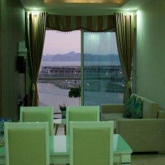 Отель Condotel Ha Long Апартаменты с различными типами кроватей фото 29
